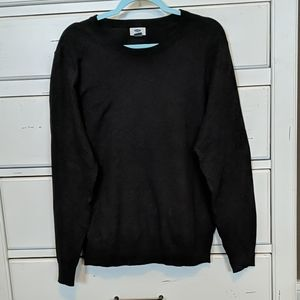 Men's Charcoal Sweater